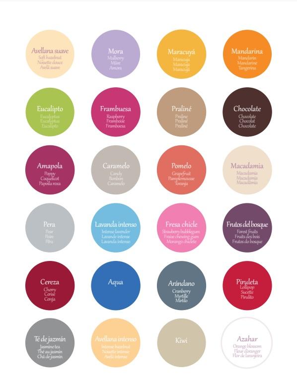Colores Fragancias
