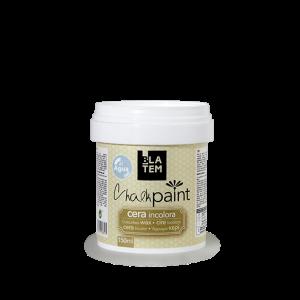 chalk paint cera incolora